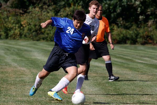 Boys' JV2 Soccer