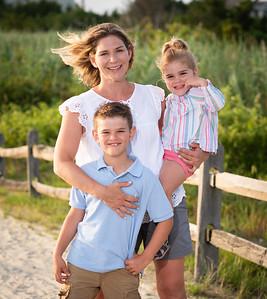Beach Pictures Avalon NJ Dave & Kim Coyle