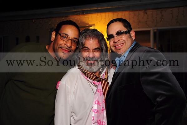 2011-01-29, Maria Amor & David Levi's House Party Honoring The Media