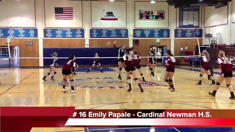 2012 Newman Volleyball - Large 540p Video Sharing.mov