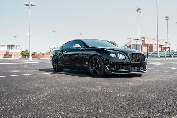 Bentley GT3R for EVS Motors