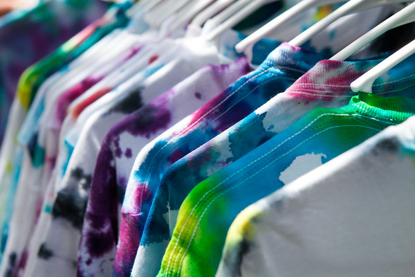 USC & Tie-Dye