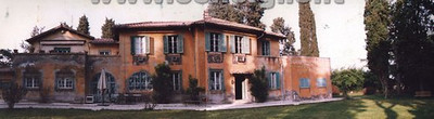 ROME & SURROUNDINGS - COUNTRY VILLAS AND HOUSES