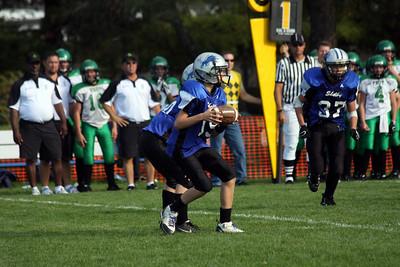 Shelby Lions Football Club - 2008 Varsity Football Team