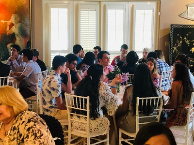2019 Senior Luncheon at Maritere's