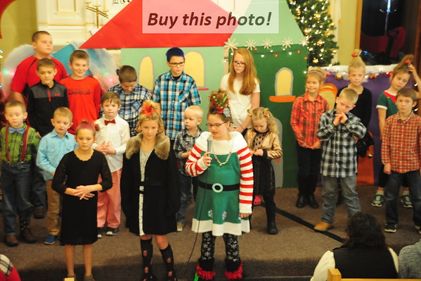 Crow River Lutheran Christmas 12-16