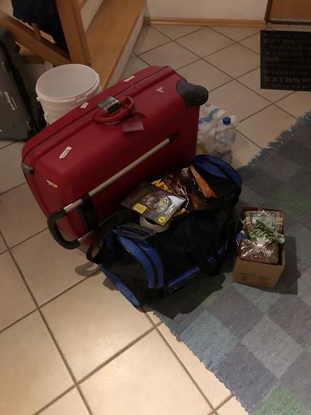 Packen in Finning