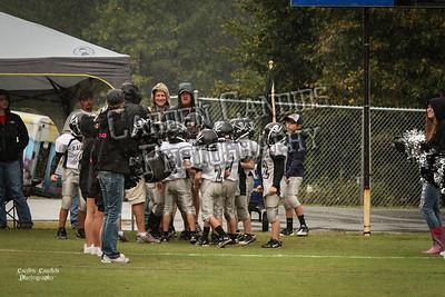 Raiders JV vs Cougars JV 9-29-12