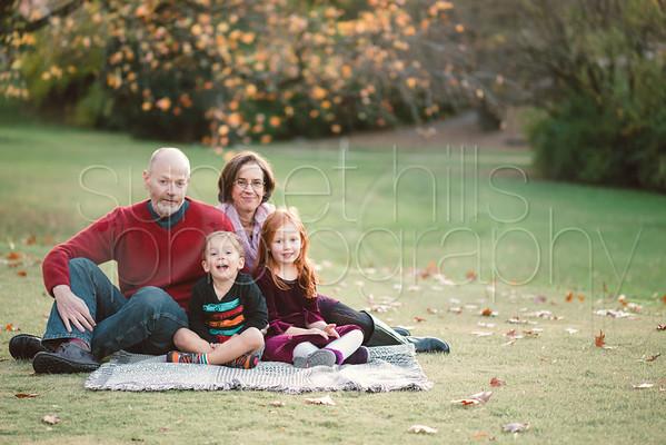Upton Family Portraits, 2015