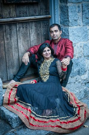 Loveena & Gaurav