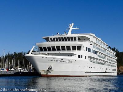 2018 Puget Sound Cruise