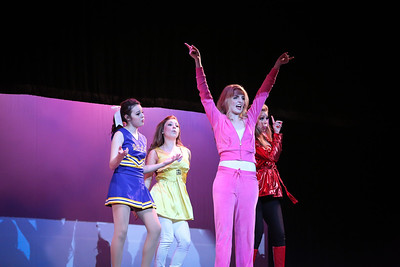 NNHS Drama- Musical 2013 Legally Blonde