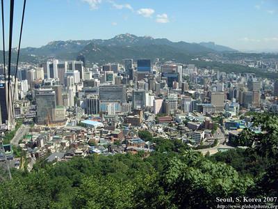 Above Seoul-NOT MINE