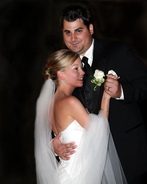 Kristen & Mark  June 8, 2007