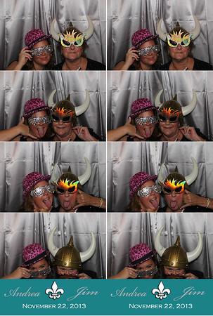 Andrea & Jim 11.22.13 @ Latrobes