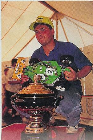 1996 IFMAR Worlds - Beaulieu, UK