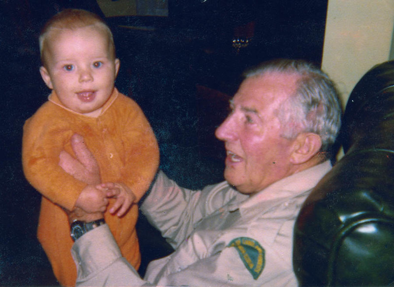 Me and Granddad