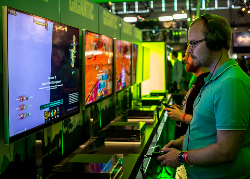 Xbox One at Gamescom 2015