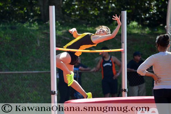OIA West 2014 Varsity Track & Field