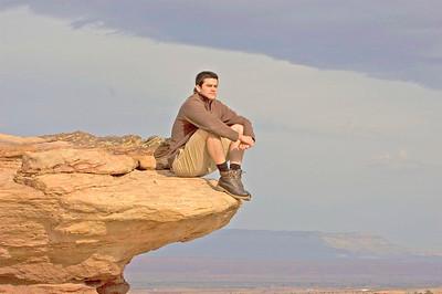 Grand Canyon April 2007 Anne Kevin J