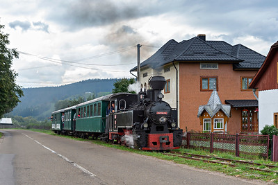 Romanian Railways - Transylvania
