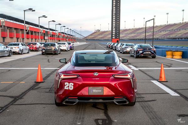Lexus Performance Experience