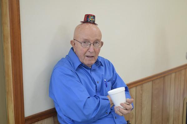Monroe Browder's 90th birthday