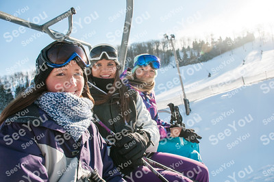 1-13-15  Photos on the Slopes