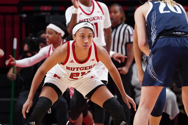 Rutgers Defeats Penn State  72-39