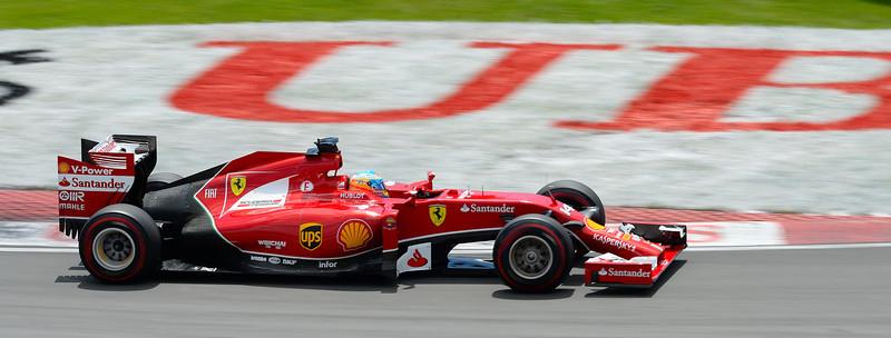 F1 Montreal 2014