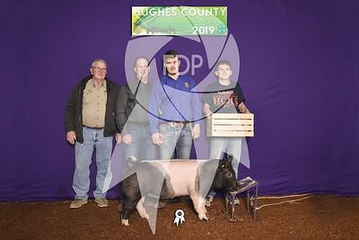 Hughes County Jr. Livestock Show
