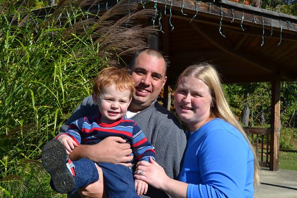 Slossar Family 2014