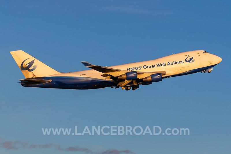 Great Wall 747-400 - B-2433 - ANC