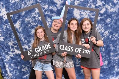 6th Grade Celebration Photobooth