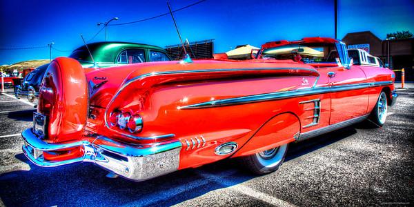 1958 Chevy Impala Convertable - Bob & Yvonne Kuttnick