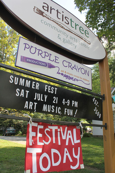 Summer Fest @ Purple Crayon