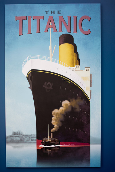 Cobh Heritage Centre, the last stop for the Titanic before sinking