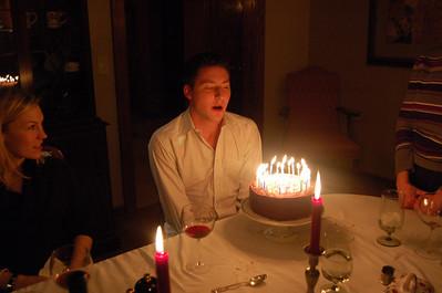 2006 David's 25th Birthday