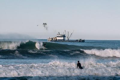 November 24th (Beach Shots)