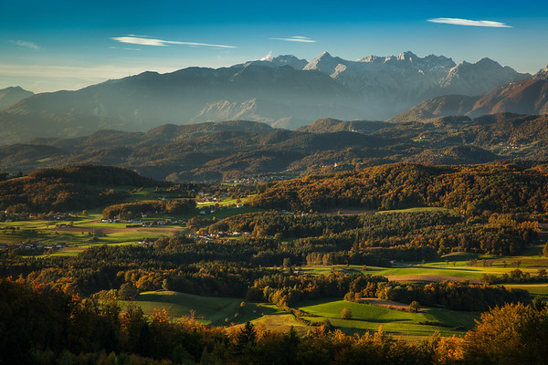 Moravče hills