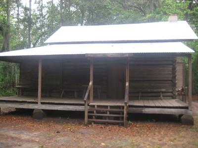 Oatland Island Cabin