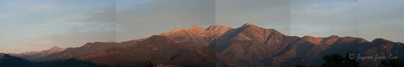 Pyrenees Panorama
