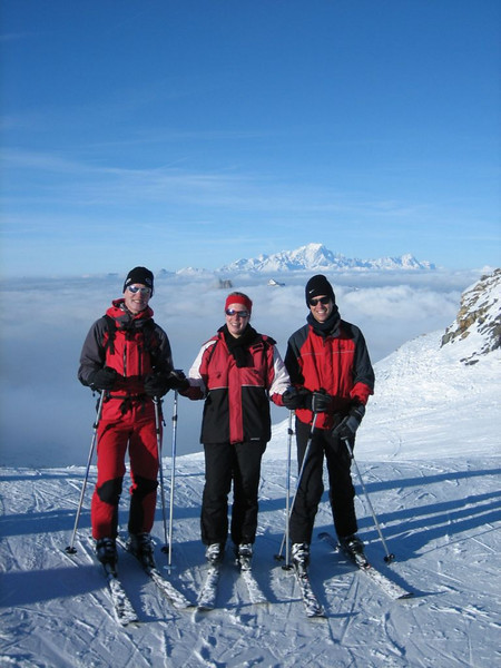 France, Les 3 Vallees, 2006