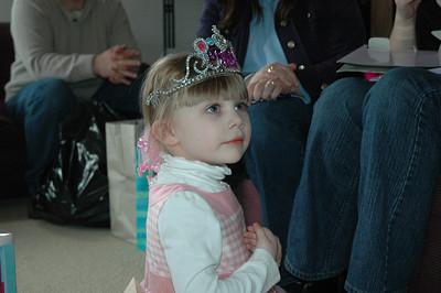 Mara's 4th Birthday - 2008