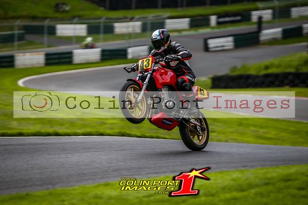 CB500 Qualifying Cadwell TSGB 2021