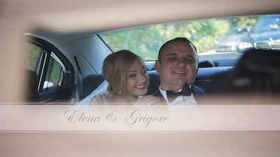 Elena & Grigore wedding video