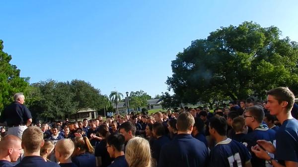 Pep Rallies 2012-2013
