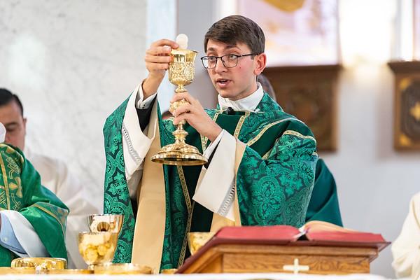 Installation Mass of Rev. Joseph C. Scolaro - 10/21/2018