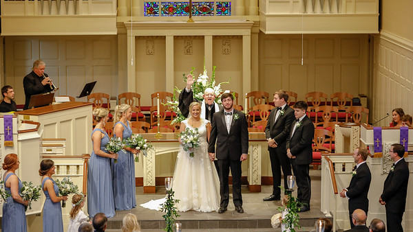 Leslie and Parker Snell's Wedding