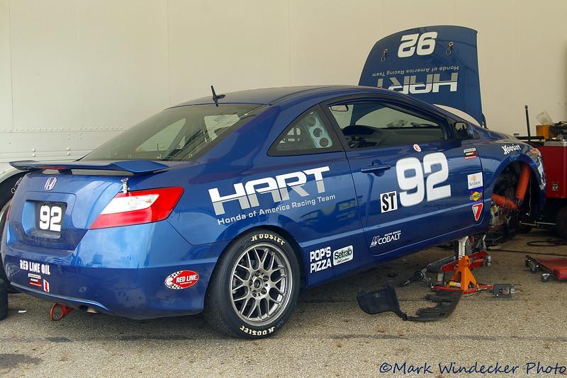HART Honda Civic Si